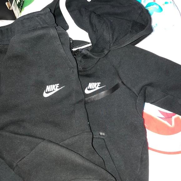 Poshmark Sweatsuit Tech Toddler Matching Nike Sets Black nfqwYTUR